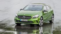 2016 Mercedes-Benz A-Class facelift