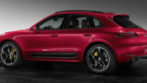 Macan Turbo Impulse Red Metallic by Porsche Exclusive