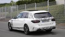 2015 Mercedes-Benz C63 AMG Estate spy photo