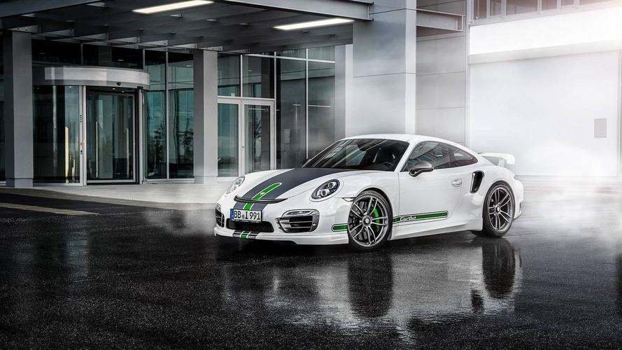 TechArt details Porsche 911 Turbo and Turbo S tuning program