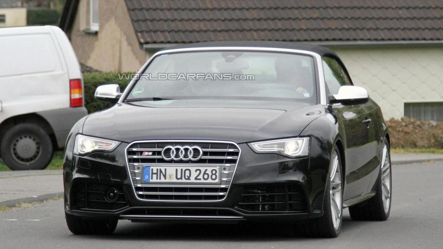 2013 Audi RS5 Cabrio teased ahead of Paris debut [video]