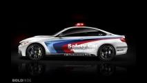 BMW M4 Coupe MotoGP Safety Car