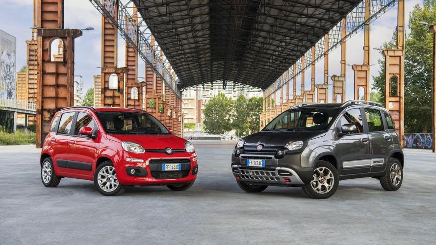 Fiat Panda - Léger restylage pour la citadine italienne