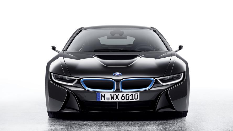 BMW i8 future génération