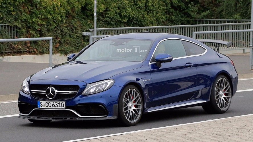 Mercedes-AMG C63 With All-Wheel Drive Ruled Out... For Now