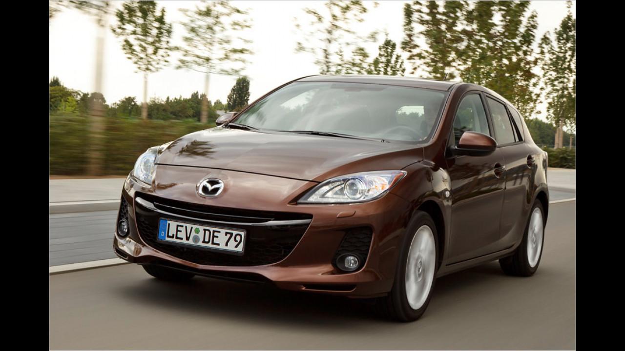 Top: Mazda 3