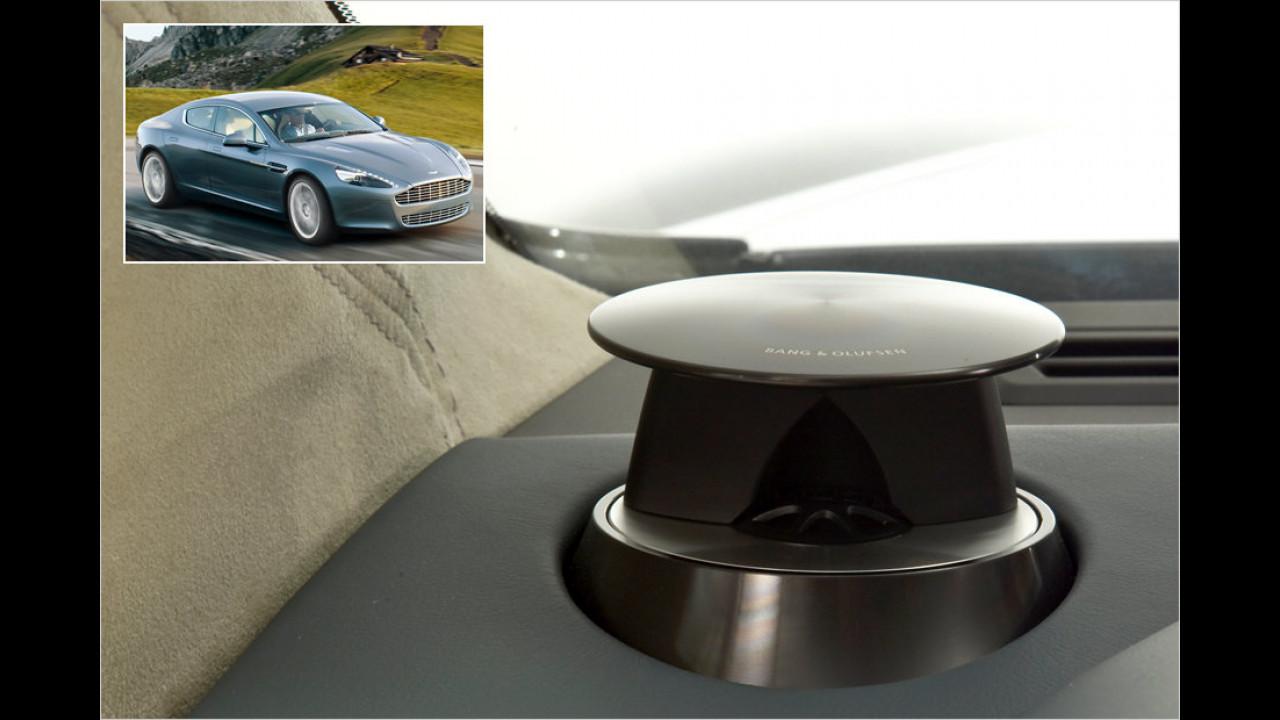 Aston Martin: Bang & Olufsen