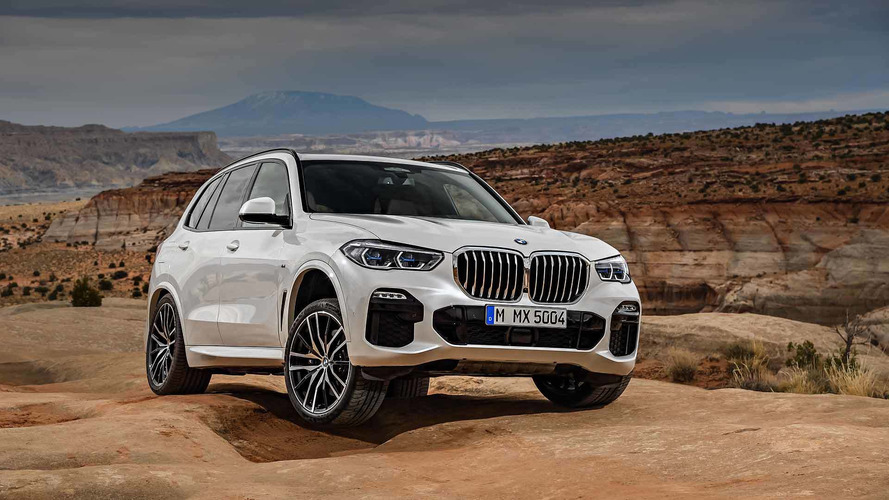 Spend 15 Minutes With The New BMW X5 In Official Videos