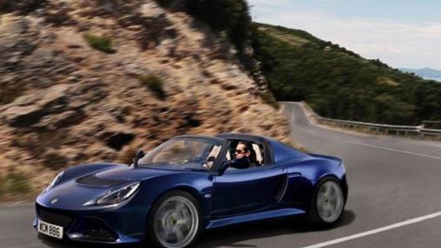 Lotus Exige S Roadster gets priced & detailed