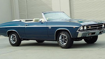 Fully restored 1969 Chevrolet Chevelle SS Convertible up for sale