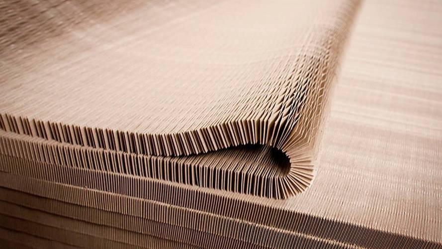 Ford EcoSport, un plancher de coffre en papier