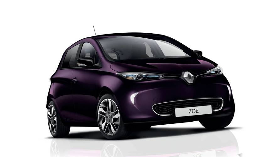 La RenaultZoé désormais disponible avec achat des batteries