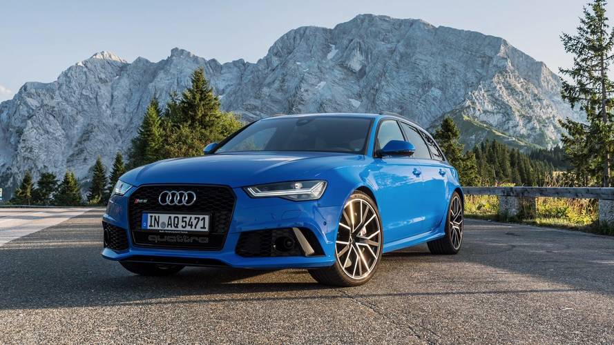 Audi RS6 Avant Performance Nogaro Edition Packs Nearly 700 HP
