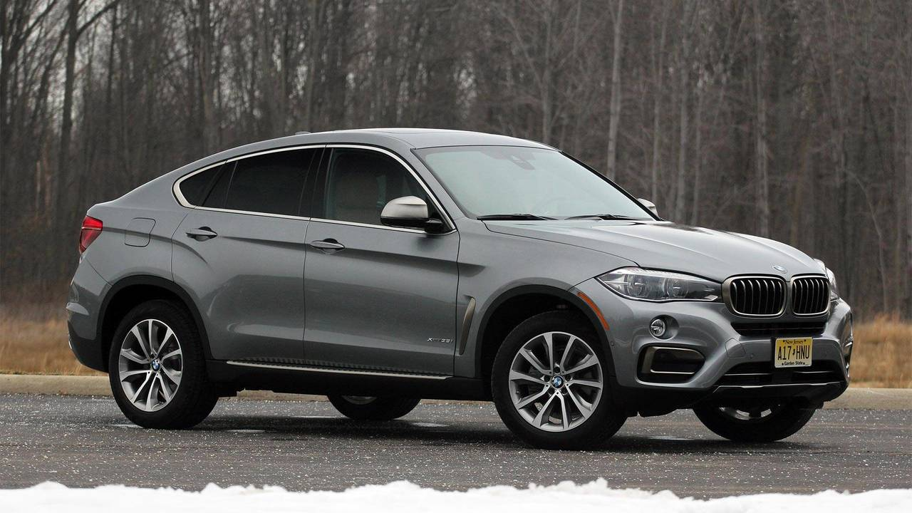 2018 bmw x6 review not much utility. Black Bedroom Furniture Sets. Home Design Ideas