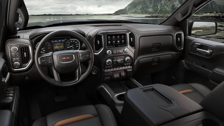Gmc Elevation 2017 >> GMC Launches 2019 Sierra AT4 And Off-Road-Ready Sub-Brand
