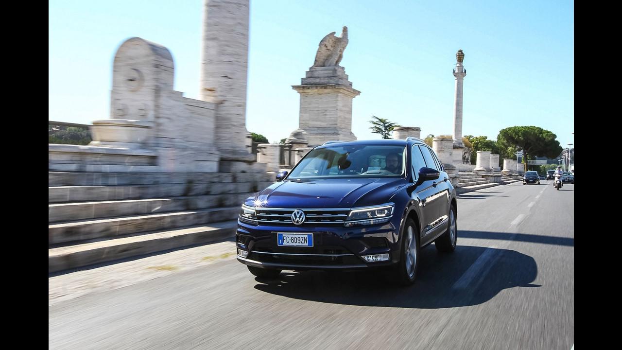 Volkswagen Tiguan, la prova di Andrea Fiorello 008