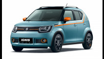 Suzuki Ignis iUnique, la Web Limited Edition è ibrida e 4X4