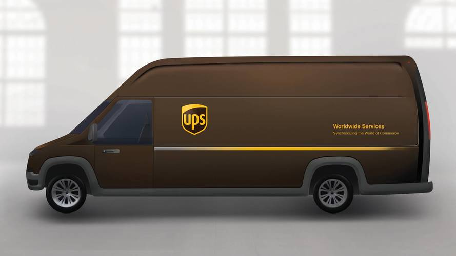 UPS to trial electric delivery vans in US city centres