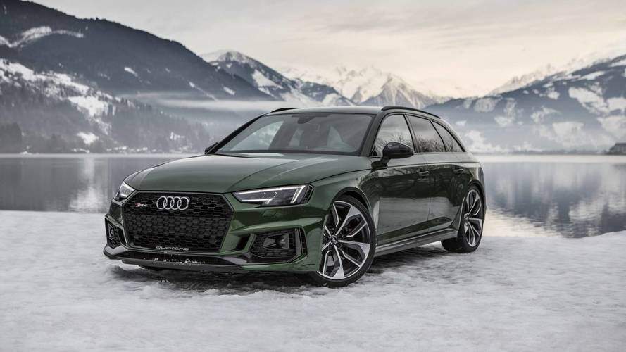 New Audi RS 4 2018 review  Auto Express