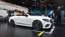 2019 Mercedes-AMG E53 Coupe and Cabriolet
