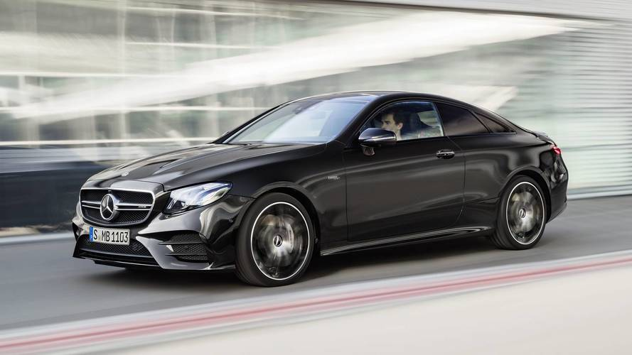 Mercedes-AMG E53 Coupe és Cabriolet
