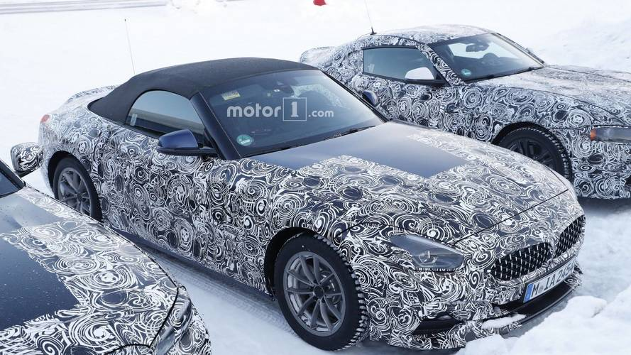 BMW Will Allegedly Unveil Z4 At Event This Summer