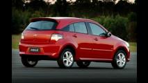 Chevrolet Agile registra recorde mensal de vendas em novembro