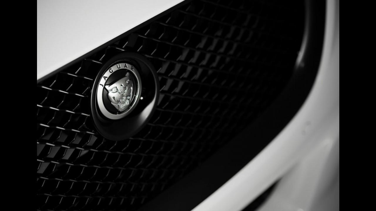 Jaguar XJ75 Platinum Concept 2010 - Fotos