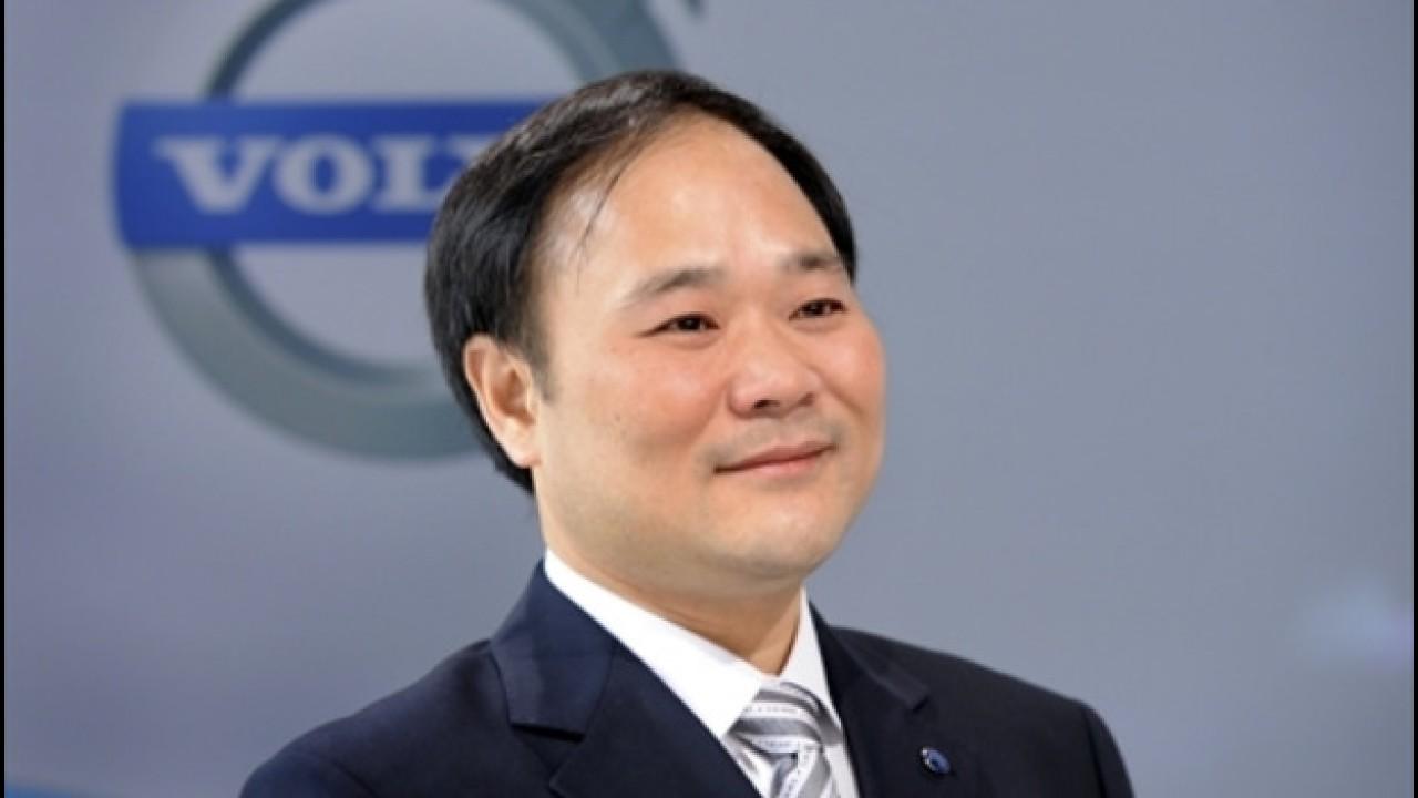 Chinês Li Shufu é o novo presidente da Volvo Car Corporation