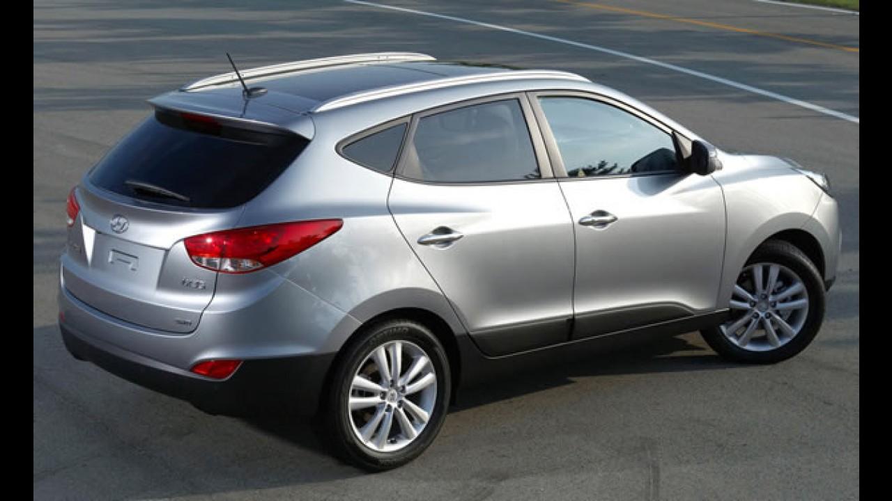 Novo Hyundai ix35 já tem preços definidos no Brasil: de R$ 85 mil a R$ 105 mil