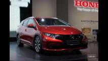 Salão de Frankfurt: Honda Civic Tourer agora em versão de produção