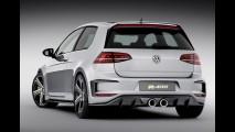 Salão de Pequim: VW revela o brutal Golf R Concept de 400 cv