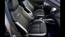 Vazou: Hyundai Veloster Turbo aparece em primeiras imagens oficiais