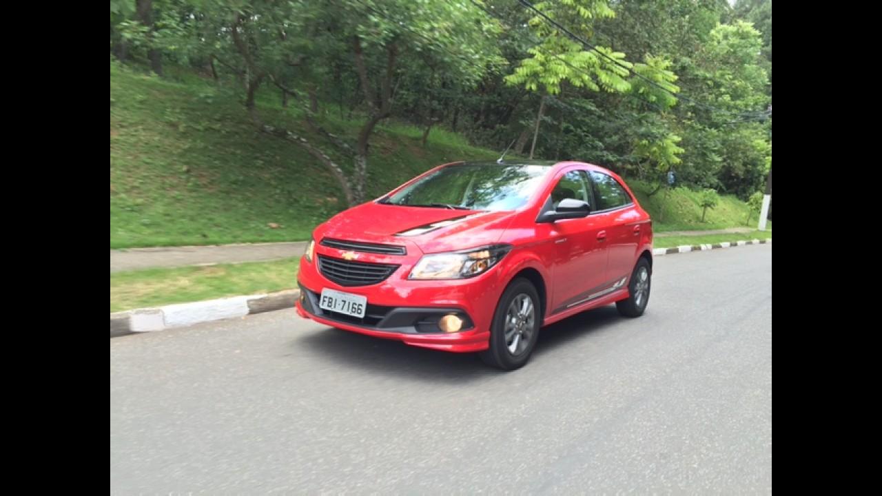 Chevrolet lidera vendas no varejo em 2014; Onix é o carro-chefe