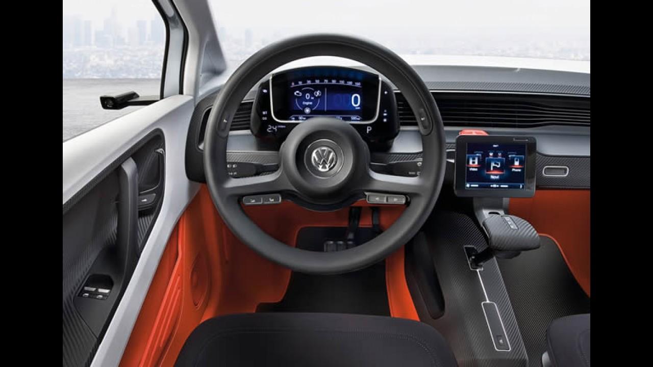 Volkswagen Up! Lite Concept: Híbrido tem consumo de até 40,9 km/litro