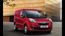 Opel e Vauxhall apresentam a Combo Van