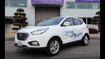 Hyundai inicia produção do ix35 Fuel Cell na Coreia do Sul