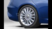 Alfa Romeo Giulia Sportwagon, il rendering