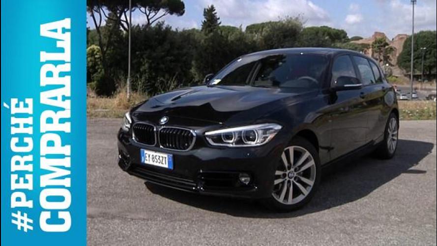 BMW Serie 1, perché comprarla... e perché no [VIDEO]