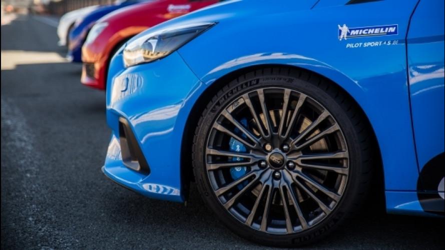 Michelin Pilot Sport 4S, figlio legittimo dell'Endurance