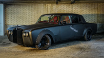 Rolls-Royce Silver Shadow drift car
