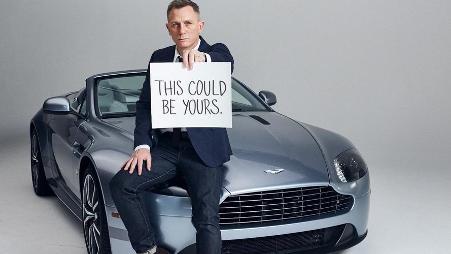 Gagnez une Aston Martin Vantage GT Roadster !