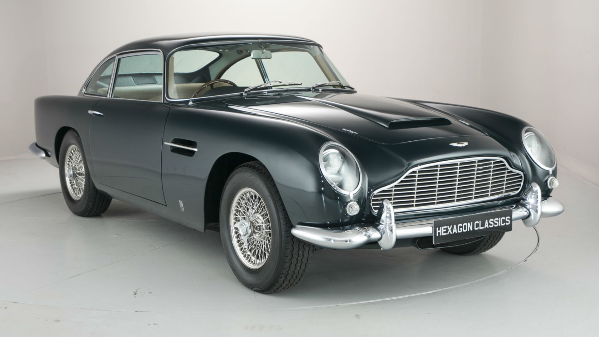 Rare Aston Martin Owned By Persian Prince Up For Sale With £800k