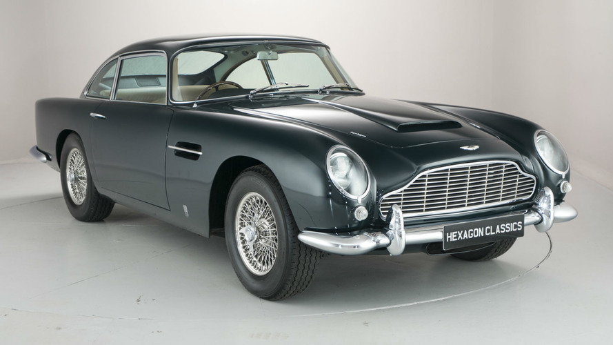 Rare Aston Martin Owned By Persian Prince Up For Sale With £800k Price Tag