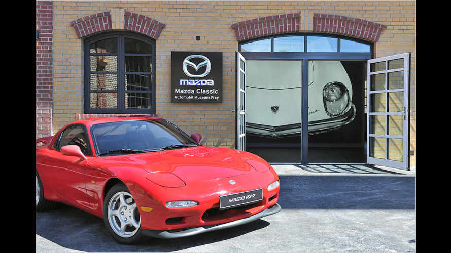 Automobil Museum Frey: Das Mazda-Mekka