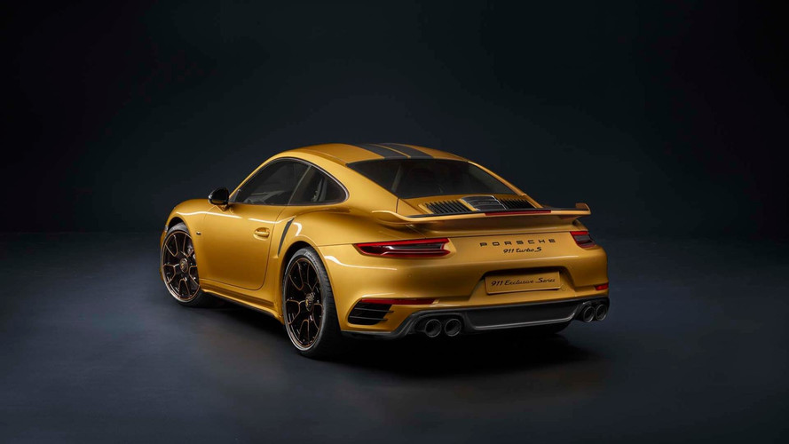 Porsche races into bespoke market with 911 Turbo S Exclusive Series
