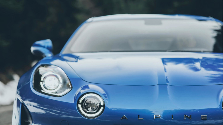 Alpine marks return with A110 Première Edition
