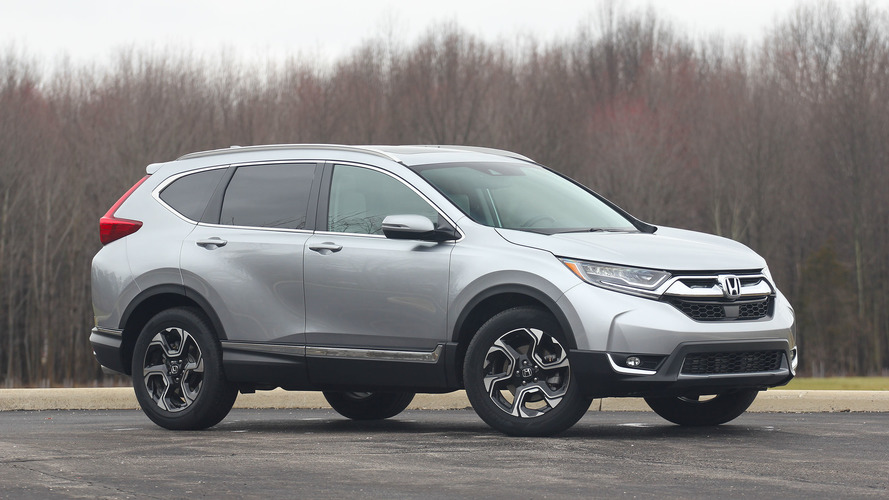 2017 Honda CR-V: Review