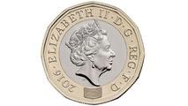 New pound coin