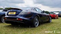 Mercedes SLR McLaren at 2017 Goodwood Festival of Speed